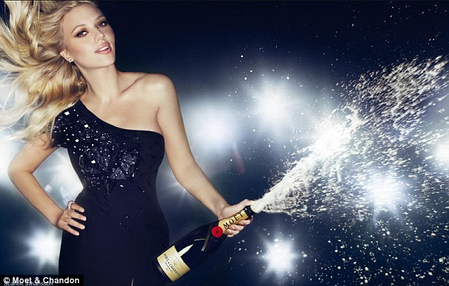 Moët-Chandon-Girl