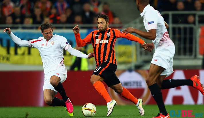 'Shakhtar Donetsk v Sevilla- UEFA Europa League Semi Final First Leg